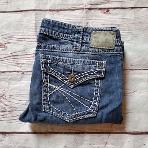 Silver Jeans Pioneer Boot cut Size 33
